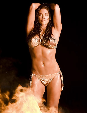 Wwe eve torres naked pussy — img 1