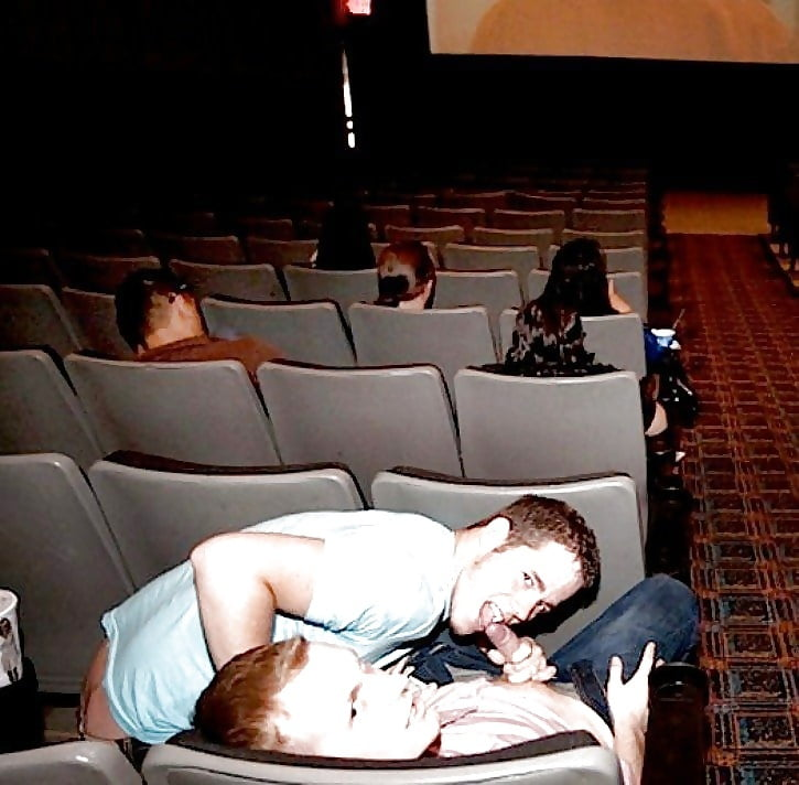 Sex in movie theatres — pic 12
