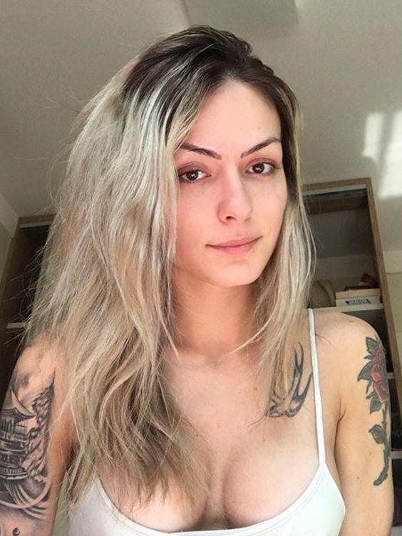 Victoria carioni beauty brazilian transgender instagram