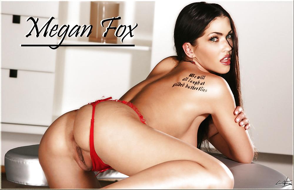Megan Fox Nude Photo Gallery