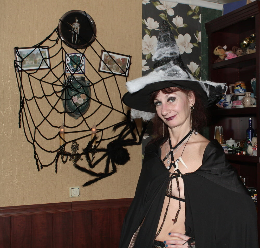 New year in Halloween Style - 41 Pics