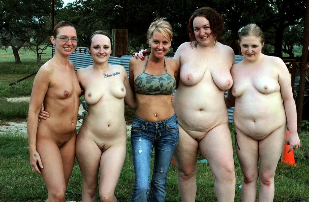 Groups nude Naked Brand