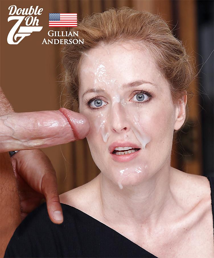 Порно с актрисой джиллиан андерсон, ленка габорова эротика