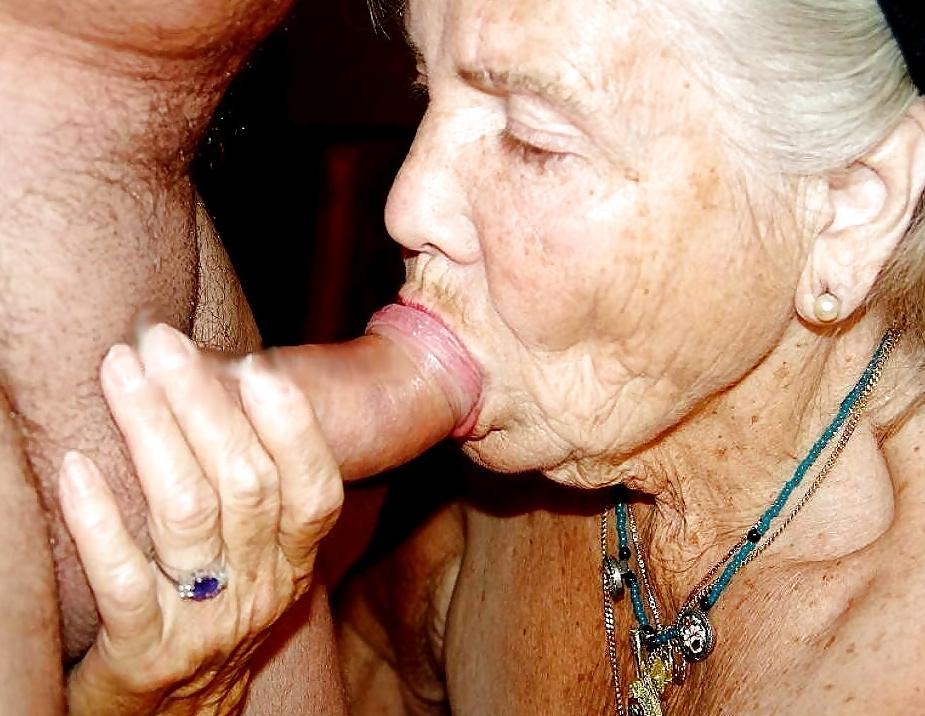 Grandma still loves to fuck and suck cock
