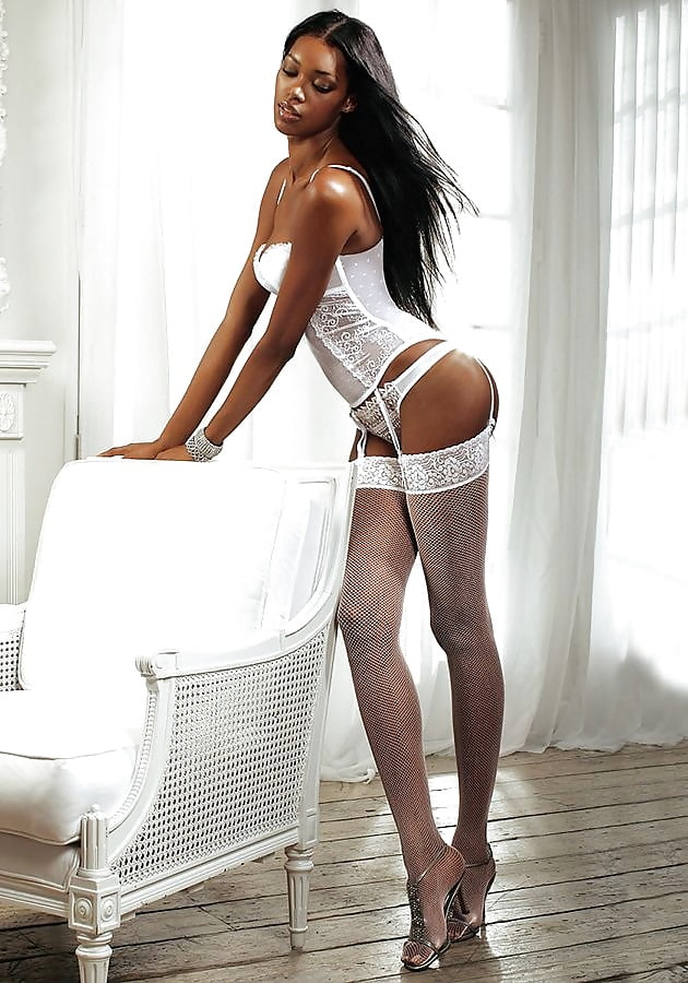 Sexy black women in lingerie movies redhead types