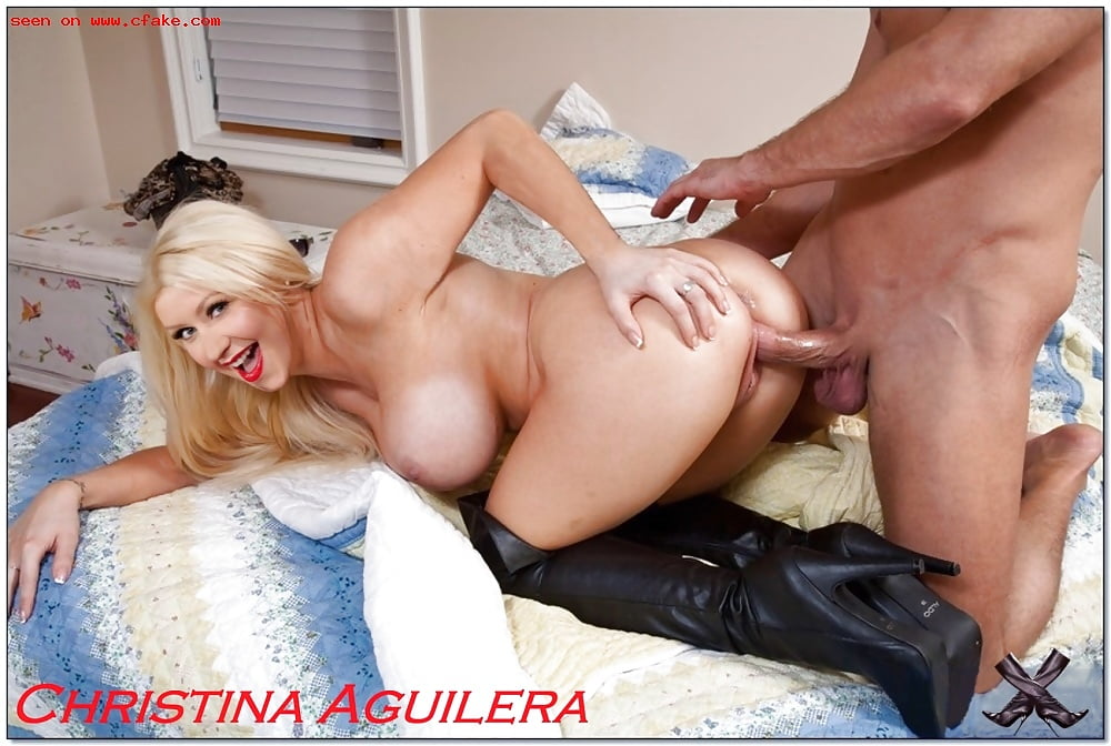 Anal porn with cristina aguilera — img 2
