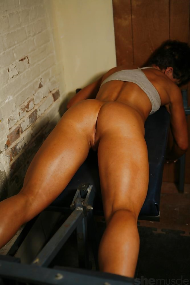 Fit Milf With Sexy Ass And Her Dirty Panties Full Of Vaginal Discharge
