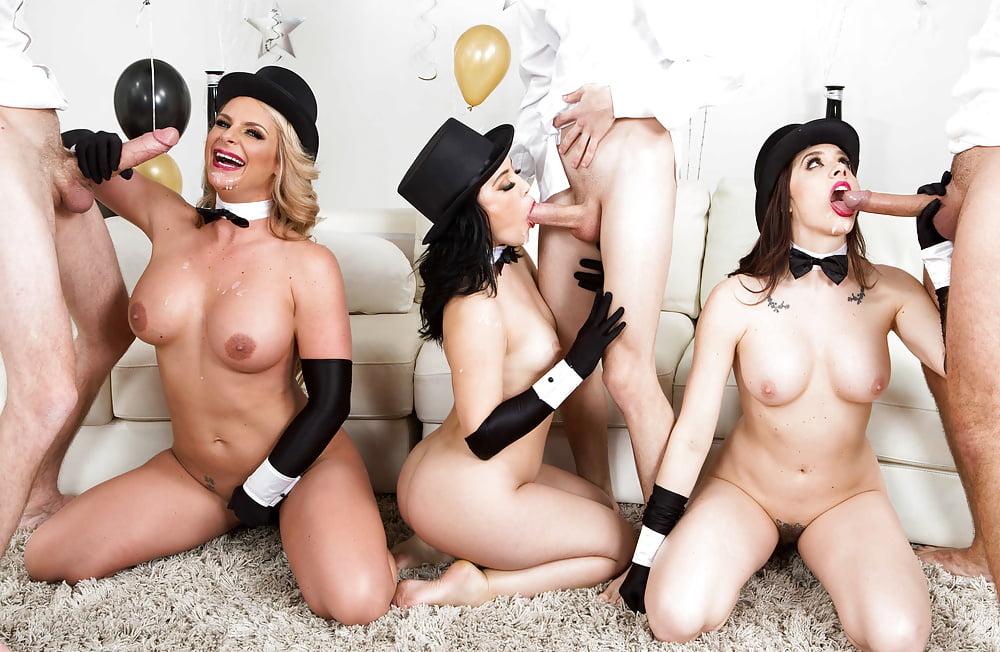Chanel Preston Kristina Phoenix Marie Newyears Eve Party Pornmd Com 1