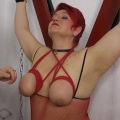 BDSM Hard Big Boobs Playing