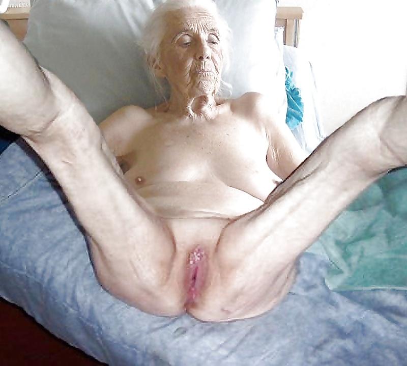 Порно фото старые бабушки голые