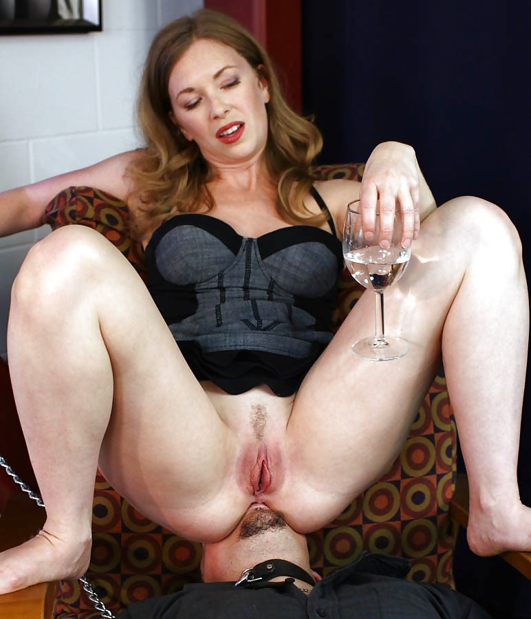 Hairy femdom porn