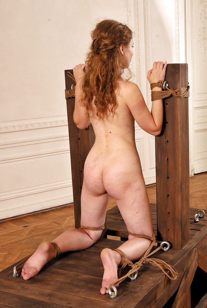 Teen all bdsm russian punishment of girls