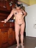Italian granny loves pissing