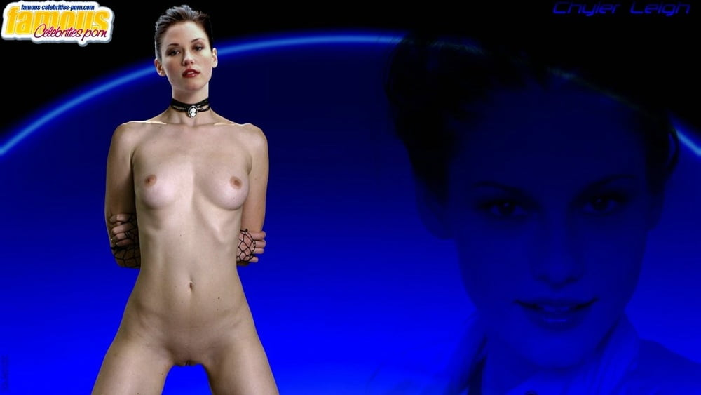 Chyler leigh nude hot, fuck my big black tities
