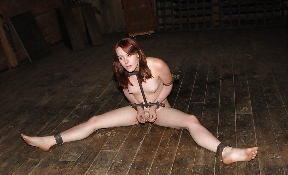 Bdsm steel chain and ball