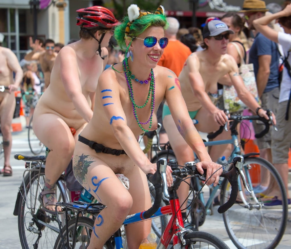 The world naked bike ride will come to kent twice this summer and a new location is on the cards