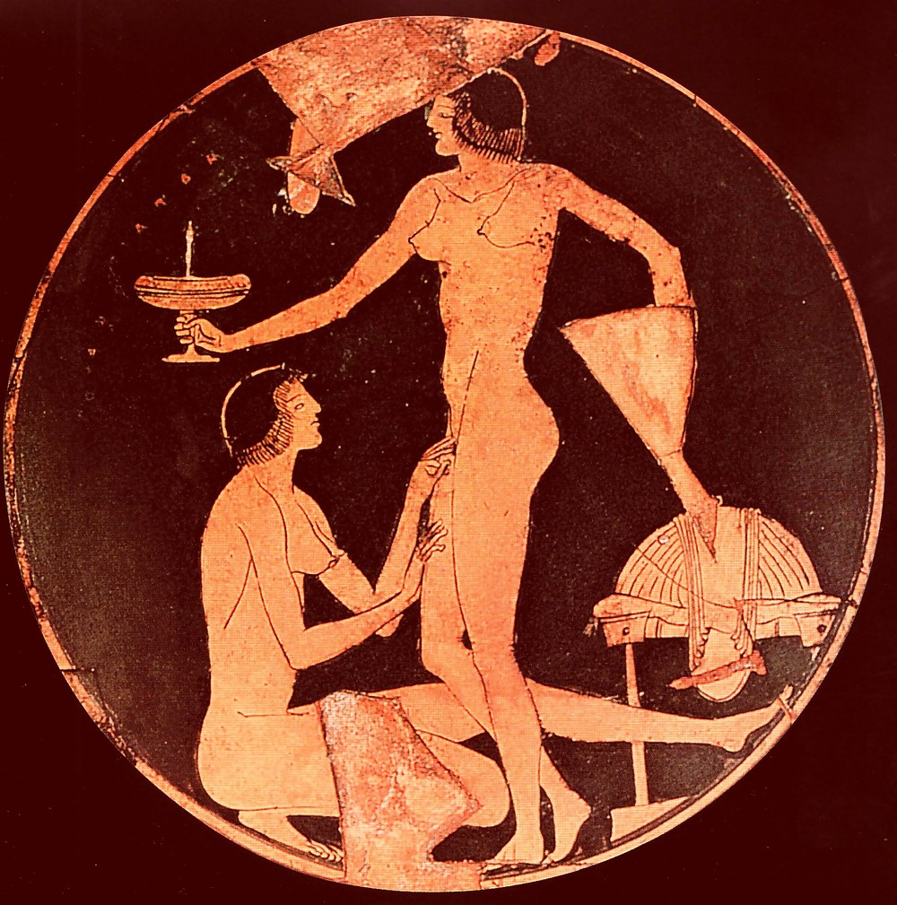 Ancient greek eroticism
