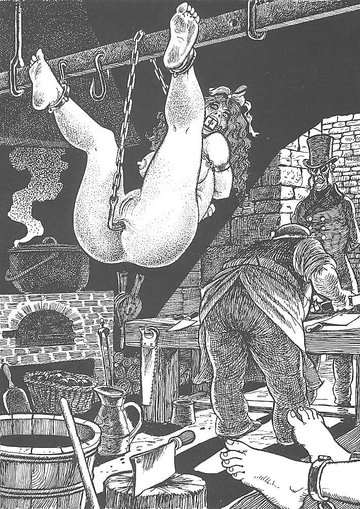 секс бдсм в средневековье - 12