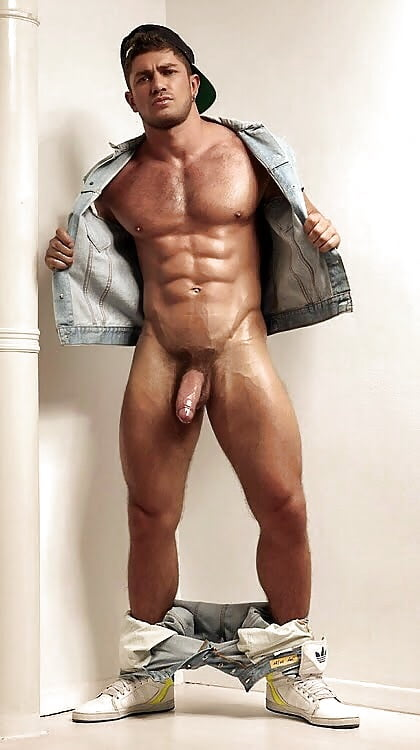 Naked pictures of male athletes — img 14