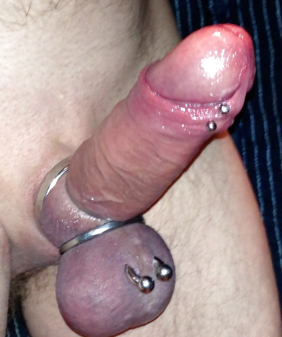 Does piercing the penis hurt