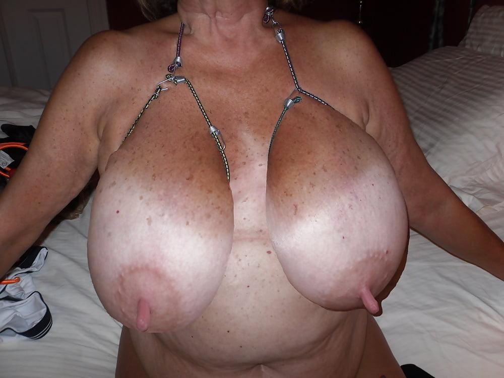 Bbw big nipples hairy pussy
