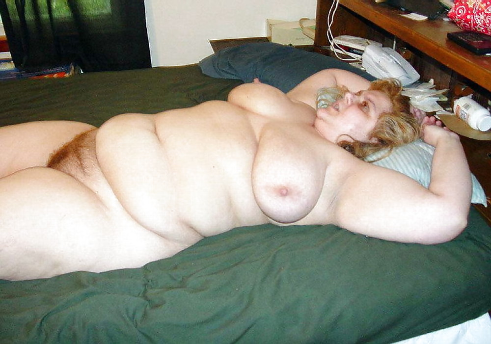 Watch fat girl hanging out naked