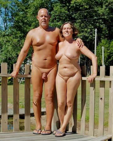 Ehepaare nackte Alte Nackte
