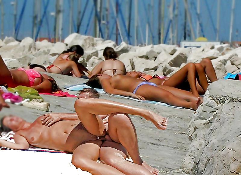 Пляжи россии разврат