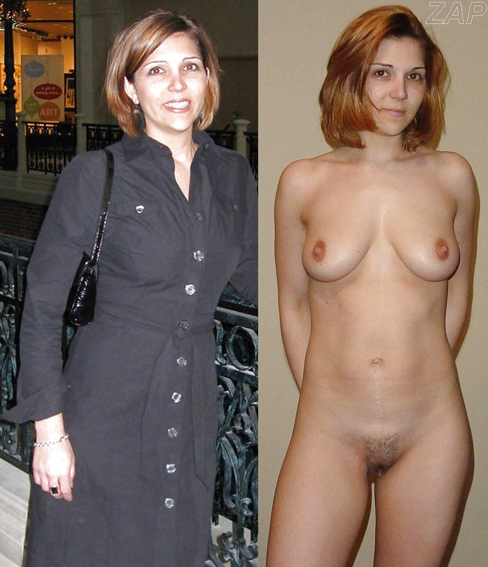 Mom Daughter Dressed And Undressed