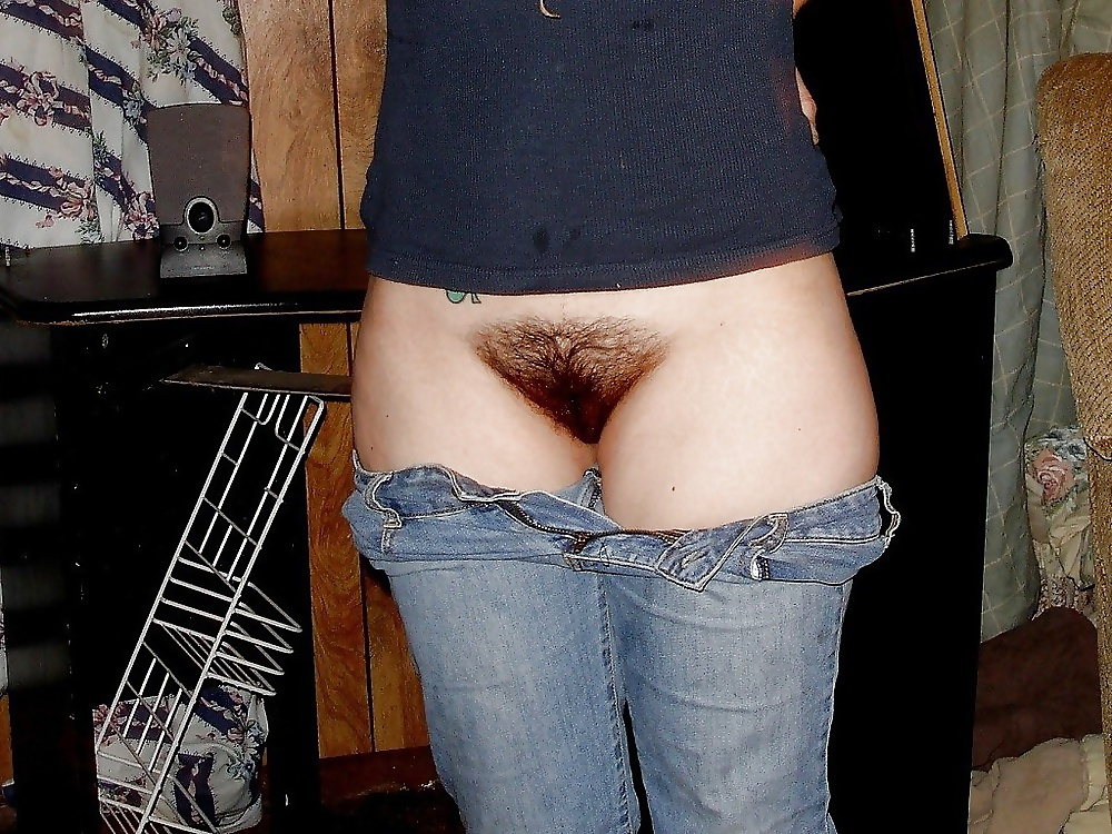 Jeans Hairy Porn