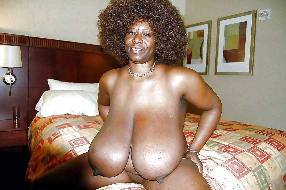 Black mama milf
