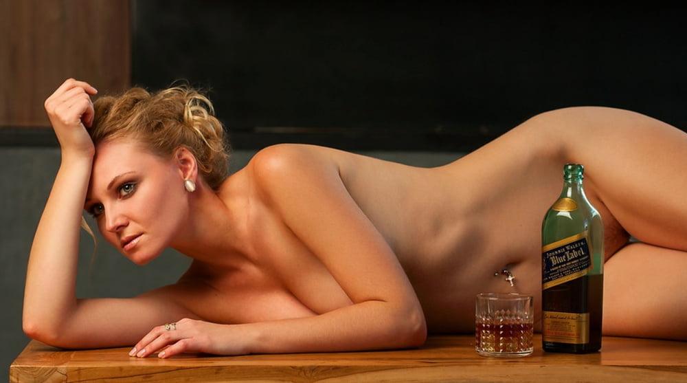 Drunken nude females