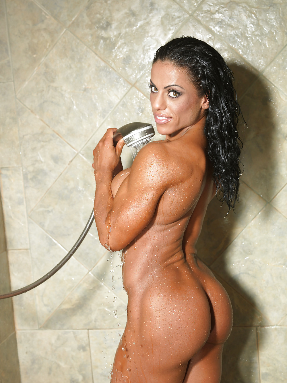 Nude Asian Female Bodybuilders