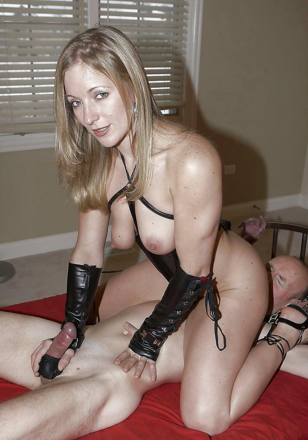 Nude rope bondage free amateur femdom