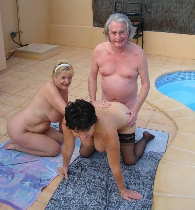 дома престарелых порно впустил