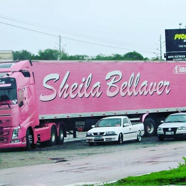 SHEILA BELLAVER Carreteira gostosa - 28 Pics
