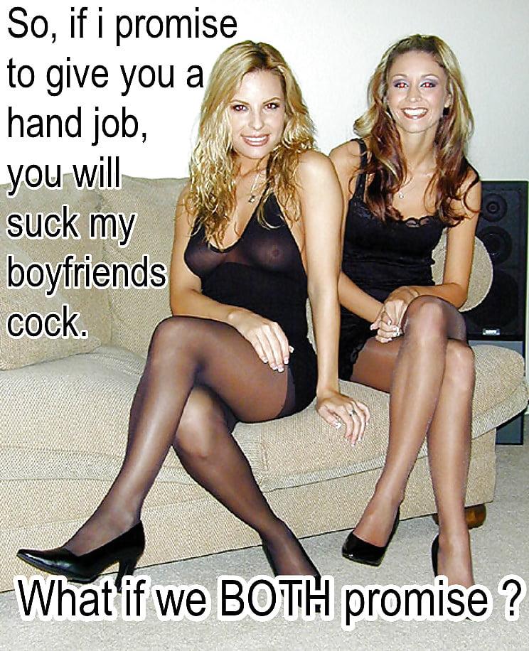 Penny Lee Nylon Mistress In Stockings Heels Gives Jerk