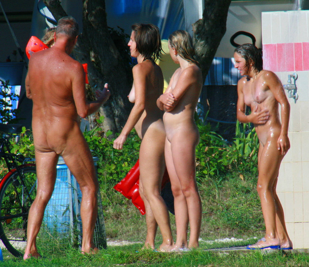 Child paraded naked in school