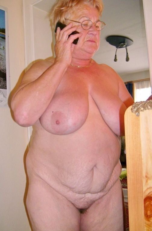 Grannys naked pictures peg
