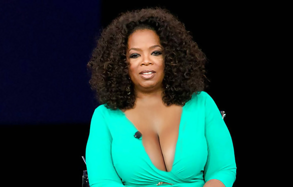 How big oprah tits