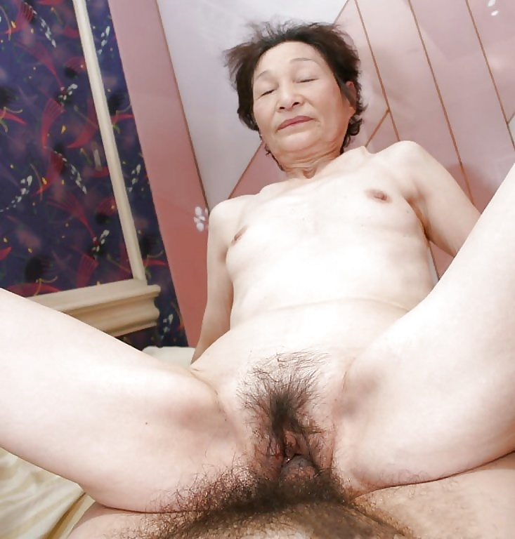 Granny Asian Sex