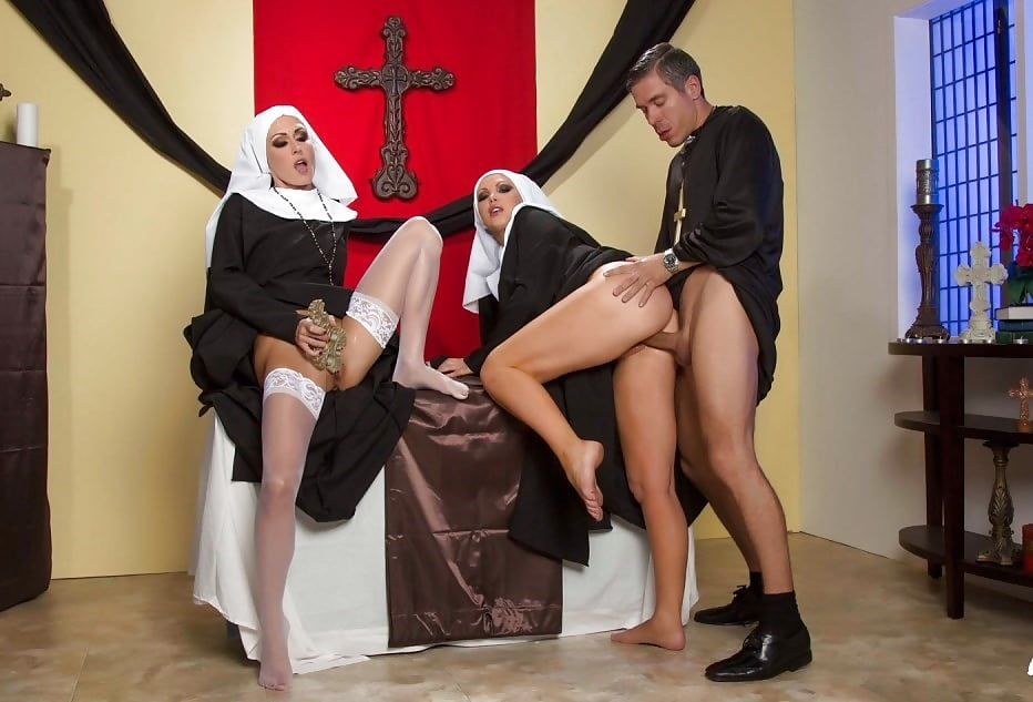 Sex church sister