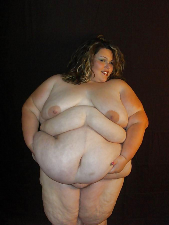 Naked images of fat people