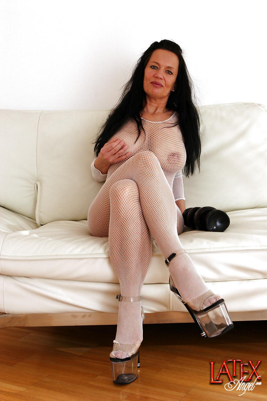 Busty webcam nude