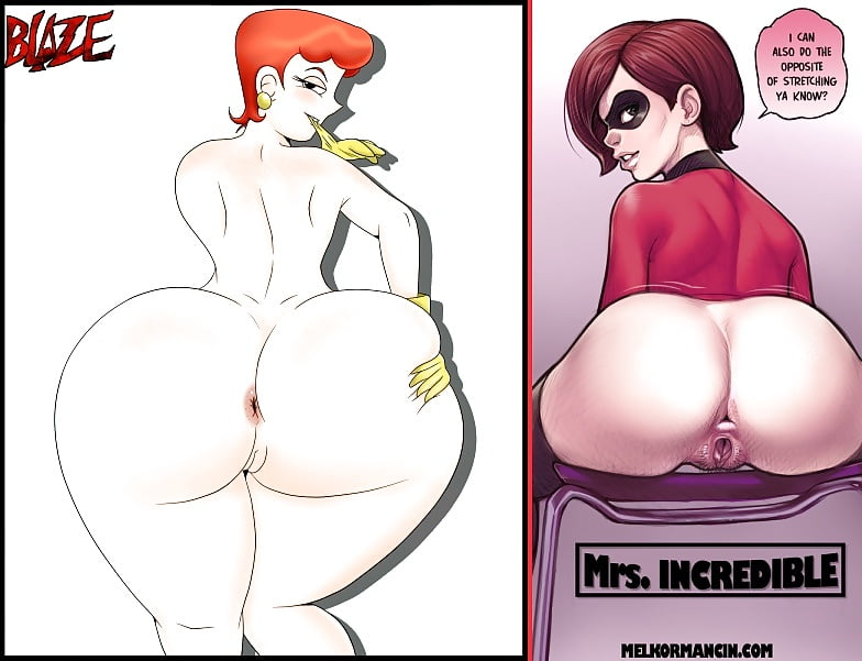 Big booty black cartoon-7249