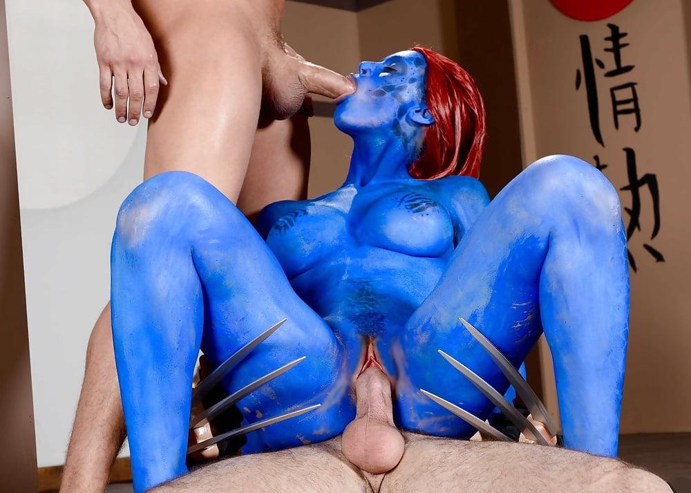 Hindi blue image