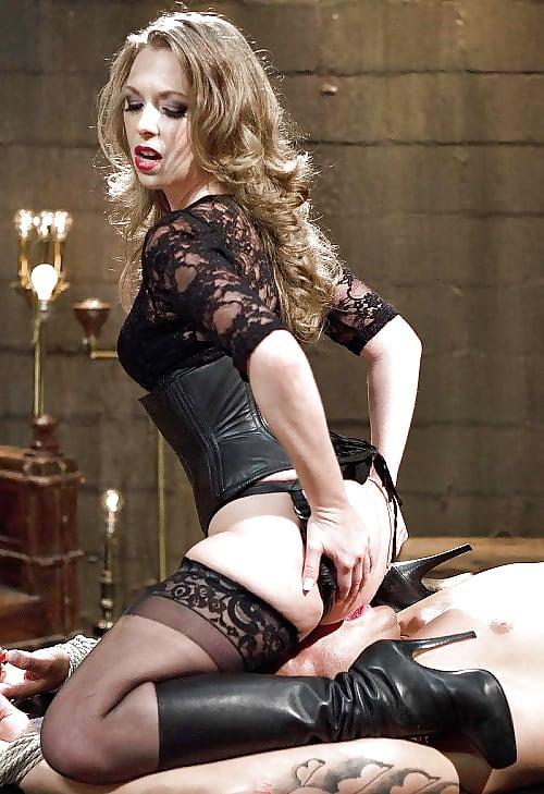 Femdom mistress domina