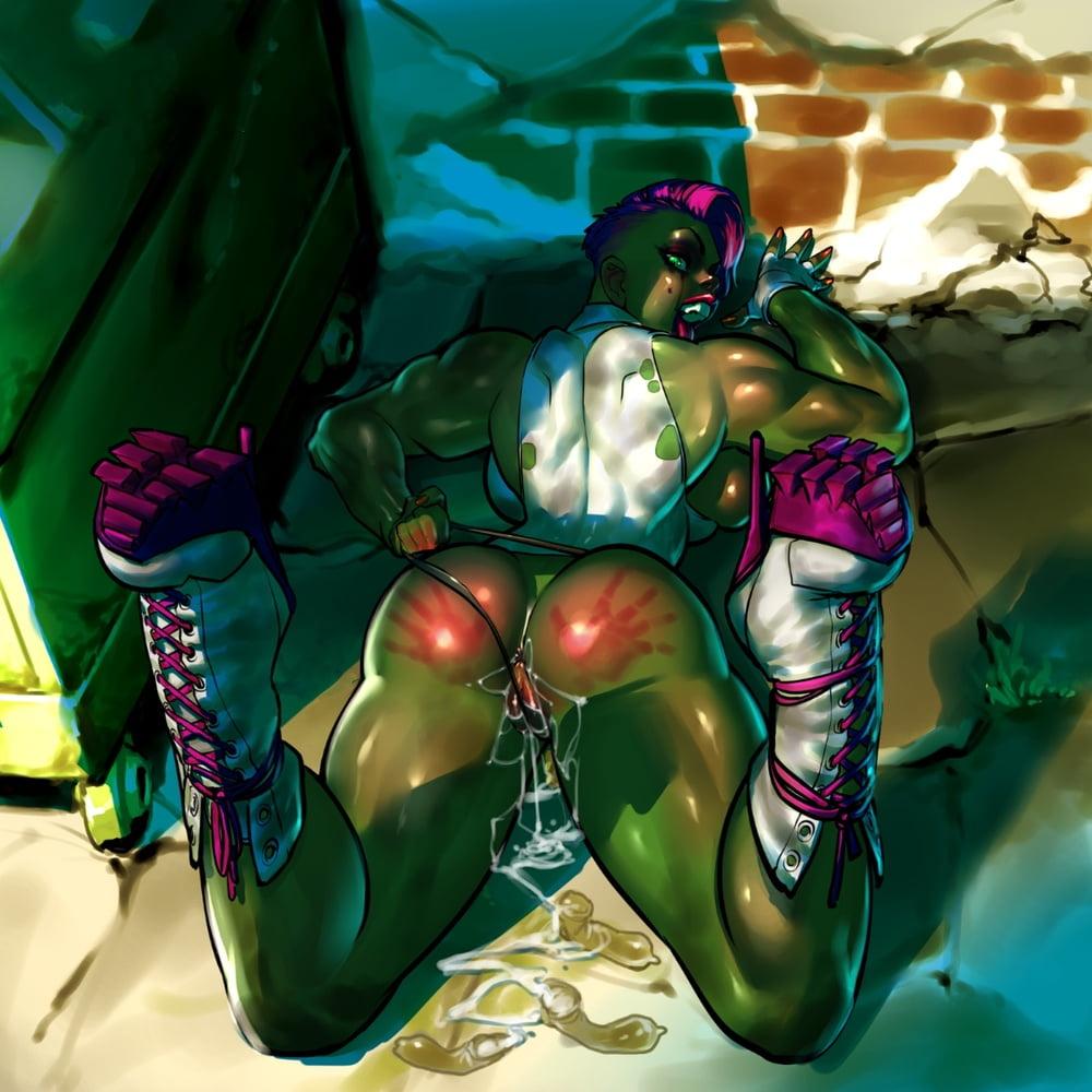 Showing Xxx Images For Hulk Hentai Xxx