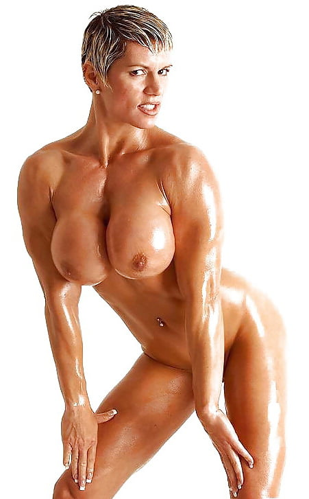 Tits and big tits muscle nude pictures real