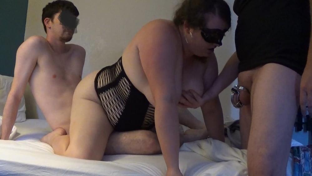 Monster Cock Creampie Wife